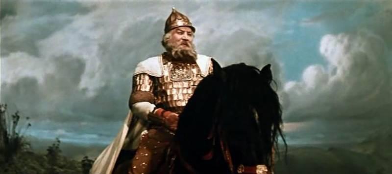 Самый почитаемый русский богатырь. Илья Муромец история