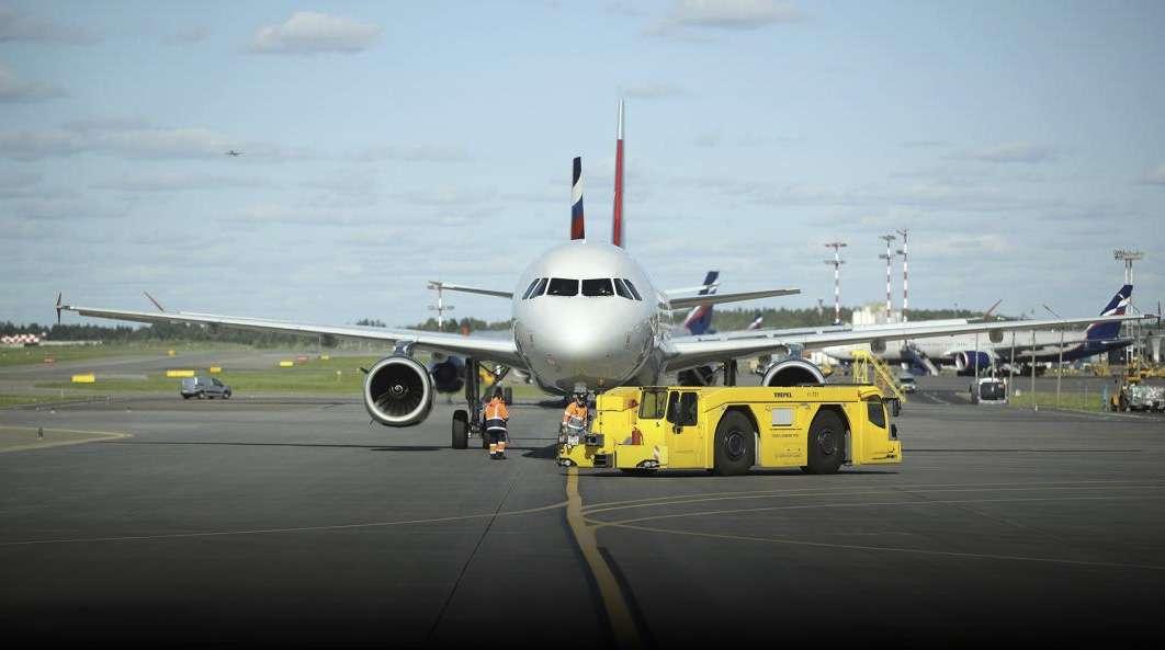 Посекундно свысока: о проблемах на борту сообщат по интернету Авиация