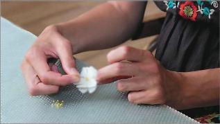 Мастерим бусы «летняя поляна» бижутерия,бусы,рукоделие,своими руками,сделай сам,украшения своими руками