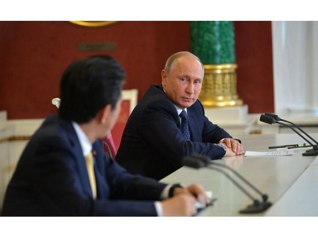 Расчеты на помощь «богатого японского дяди» в освоении Курил тщетны геополитика,россия