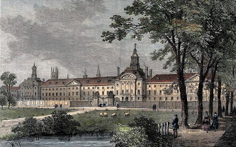 Зачем англичане в XVII веке покупали билеты в сумасшедший дом 17 век,англия,бедлам,история