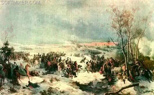 Российский шок Наполеона
