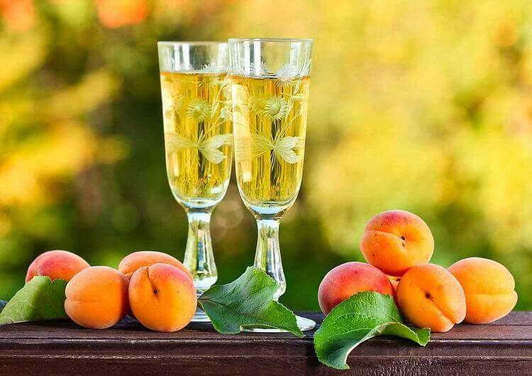 Домашний абрикосовый ликер рецепты