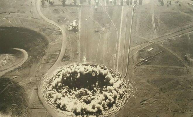Карта ядерных взрывов в СССР: документ, который был засекречен история,народное хозяйство,Пространство,СССР,ядерная бомба,ядерный взрыв