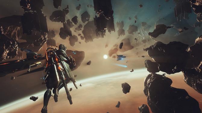 Warframe — Sea of Thieves в космосе, варфрейм-людоед и другие откровения Ребекки Форд warframe — sea of thieves,геймплей,Игры