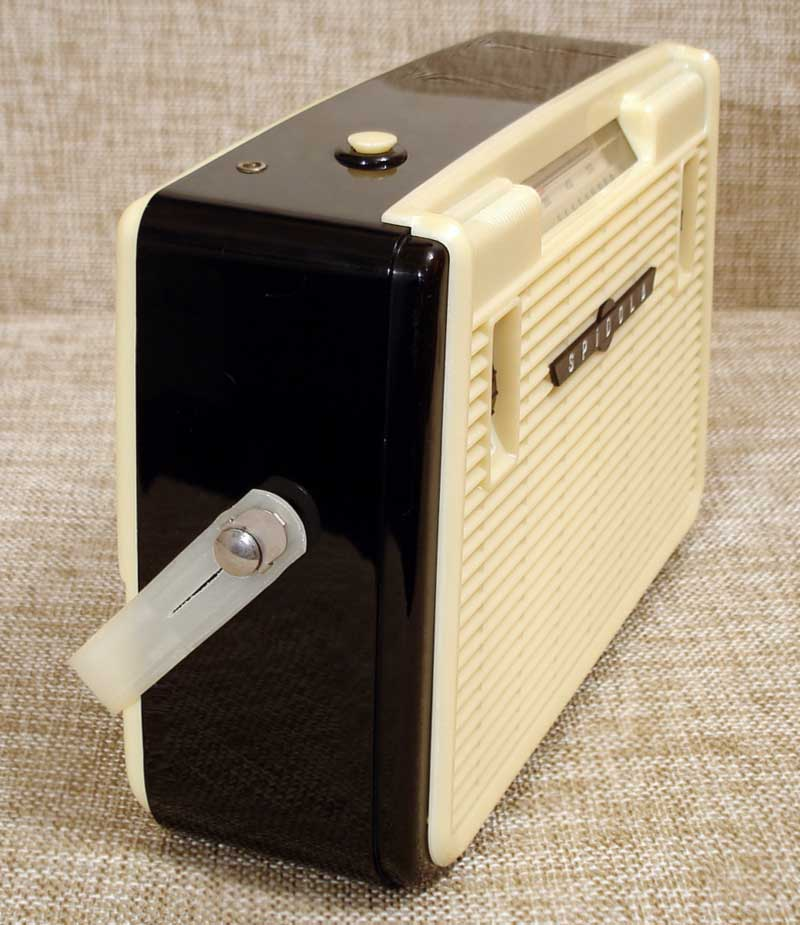 Транзисторный радиоприёмник «Спидола»