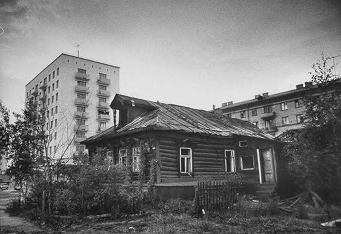Какой была Москва