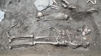 Учёные нашли в Туве следы преступления, совершенного 2 тысячи лет назад Археология